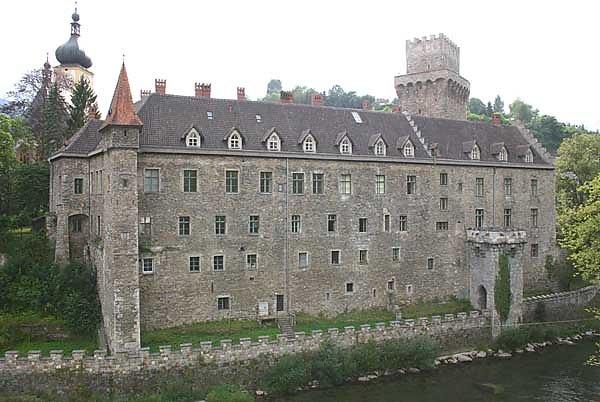 Schloss Waidhofen/Ybbs - Rothschildschloss
