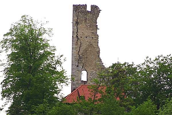 Ruine Wolfstein
