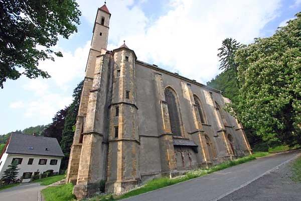 Pfarrkirche Pernegg an der Mur - Frauenkirche