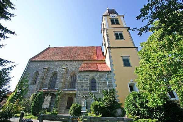 Pfarrkirche Riegersburg zum Hl. Martin