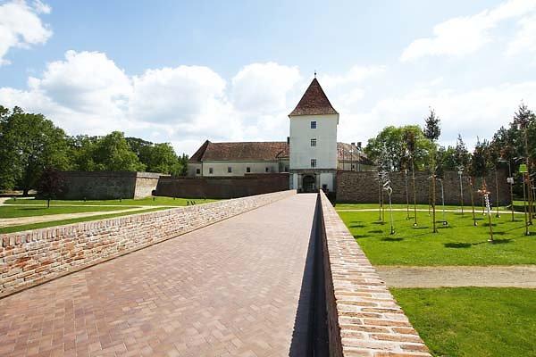 Sarvar - Schloss Nadasdy