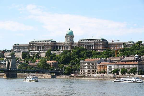 Burgpalast Buda