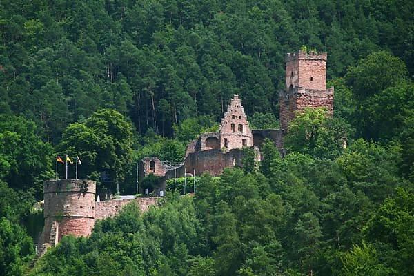 Burgruine Freudenburg