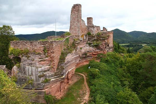 Dahner Burgen