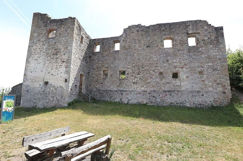Burgruine Bramberg